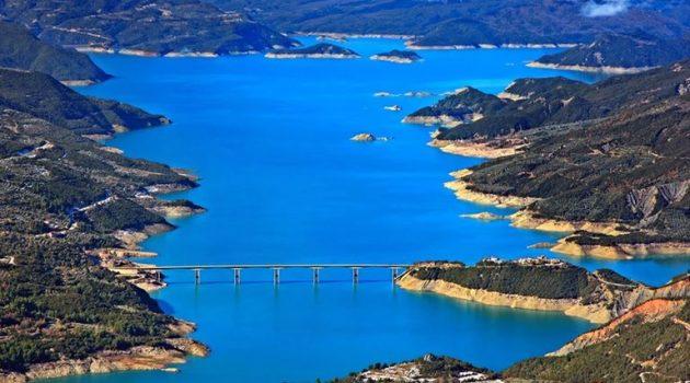 Λίμνη Κρεμαστών: Η μεγαλύτερη τεχνητή λίμνη της χώρας (Photos)