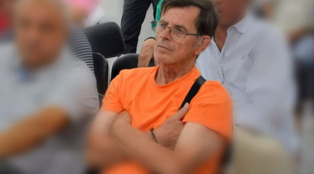 «Έφυγε» ο Αντώνης Σταμάτης – Πενθεί η Αθλητική Ένωση Μεσολογγίου