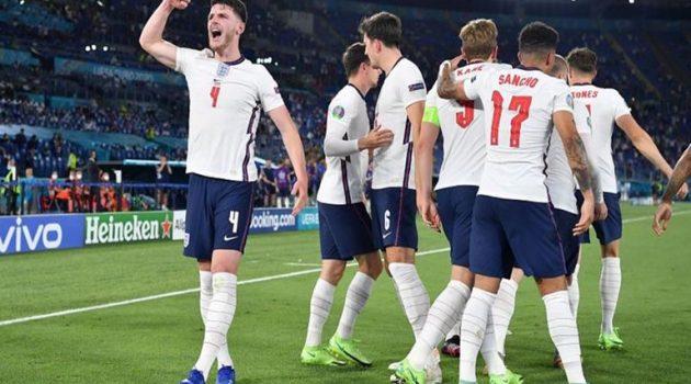 Euro 2020: Άνετη επικράτηση των Άγγλων επί των Ουκρανών με 4-0