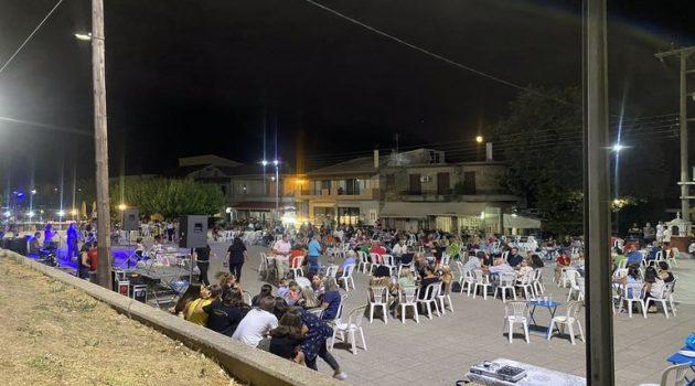 Από το Άνω Ευηνοχώρι ξεκίνησαν οι λαϊκές βραδιές στον Δήμο Ιερής Πόλης Μεσολογγίου (Photos)