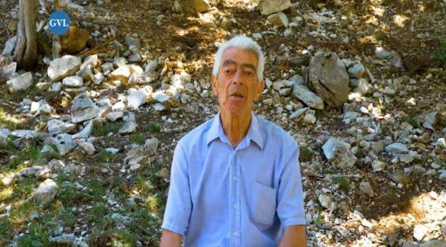Όρη Βάλτου: Ο Αποστόλης αναπολεί το ξεκαλοκαιριό στη βουνίσια πατρίδα (Video)