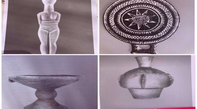Ο Σπύρος Κωνσταντάρας για το Αρχαιολογικό Μουσείο Κουφονησίου