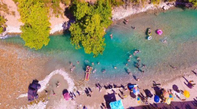 Κοιλάδα Αχελώου: Μια εξαιρετική επιλογή για εναλλακτικό τουρισμό (Video – Photos)