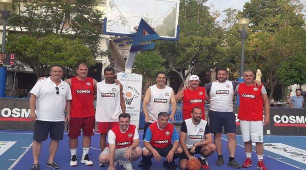 Αγρίνιο – Πλ. Δημοκρατίας: Τουρνουά Μπάσκετ «3on3» για καλό σκοπό (Videos – Photos)