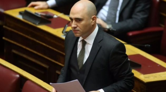 Η Βουλή αποφάσισε την άρση της ασυλίας του Κωνσταντίνου Μπογδάνου