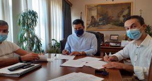 Αγρίνιο – Γ. Παπαναστασίου: «Εργασίες συντήρησης των δημοτικών κοιμητηρίων»