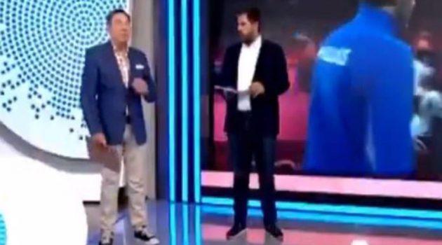 Δημοσθένης Καρμοίρης: Εκτός Ε.Ρ.Τ. μετά το ρατσιστικό σχόλιο στην πρωινή εκπομπή (Video)
