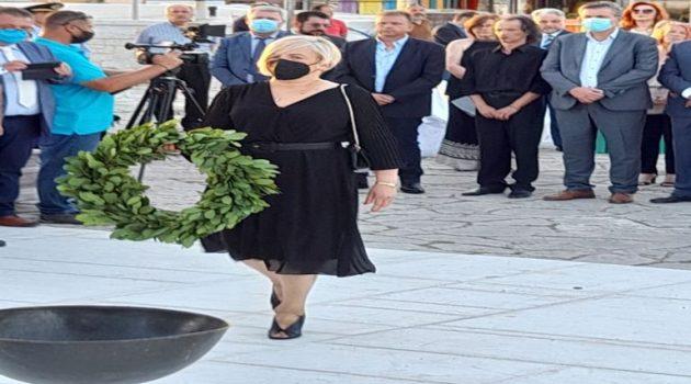 Εκδήλωση Μνήμης Πεσόντων Φιλελλήνων στο Δήμο Νικολάου Σκουφά (Photos)