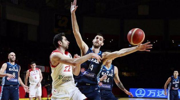 Προολυμπιακό Τουρνουά: Η Εθνική «τσάκισε» την Τουρκία με 81-63