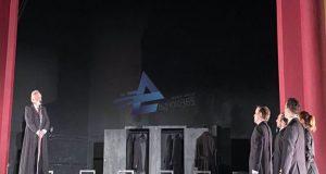 Αγρίνιο: Κατάμεστο το «Ελληνίς» για την «Αντιγόνη» του Σοφοκλή (Photos)