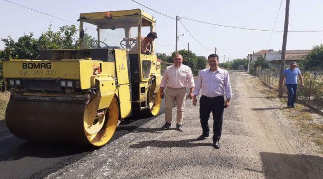 Γ. Παπαναστασίου: «Παρέμβαση σε όλες τις Δημ. Ενότητες για τη βελτίωση των υποδομών» (Photos)