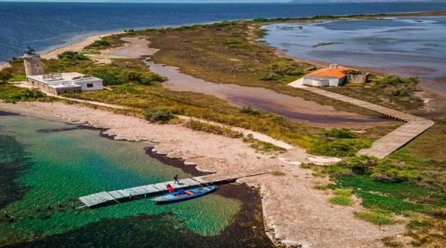 Messolonghi By Locals: Βιωματικό Θεατρικό εργαστήριο στο νησάκι του Αγίου Σώστη