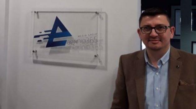 Ο Γ. Τριανταφυλλάκης στον Antenna Star: «Οδηγούμαστε σε ερημοποίηση» (Ηχητικό)
