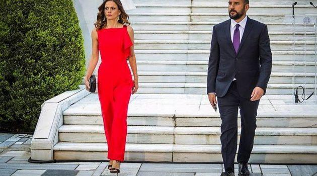 Αχτσιόγλου – Τζανακόπουλος: Γονείς για πρώτη φορά