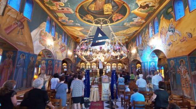 Εορτάζει ο Ιερός Ναός Αγίας Παρασκευής Αγρινίου (Videos – Photos)
