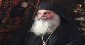 «Εκοιμήθη» ο Μητροπολίτης Κινσάσας Νικηφόρος