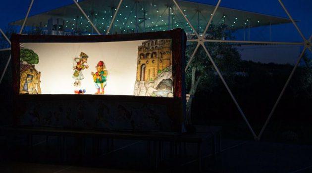Έξι παραστάσεις θεάτρου σκιών με ήρωα τον Καραγκιόζη στον Δήμο Ακτίου-Βόνιτσας