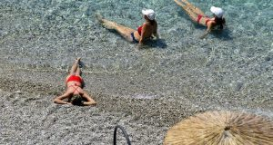 Συνθήκες καύσωνα με μέγιστες θερμοκρασίες στο Αγρίνιο