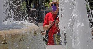 Κλέαρχος Μαρουσάκης: «Νέο κύμα καύσωνα και την επόμενη εβδομάδα»