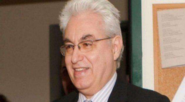Νεκρός στο γραφείο του ο Πρόεδρος του Κέντρου Ελληνικής Γλώσσας Ι. Καζάζης