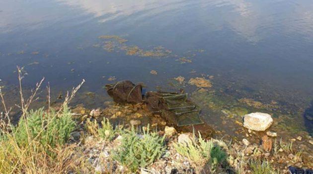 Παράνομα αλιευτικά εντόπισε το Λιμενικό στον Πόρο Αιτωλικού (Photos)