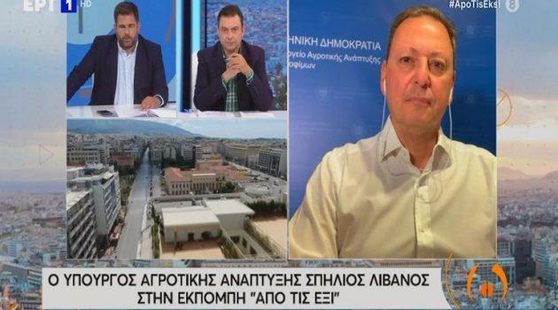 Σπήλιος Λιβανός: «Κερδισμένη από τη νέα Κ.Α.Π. η Ελλάδα»