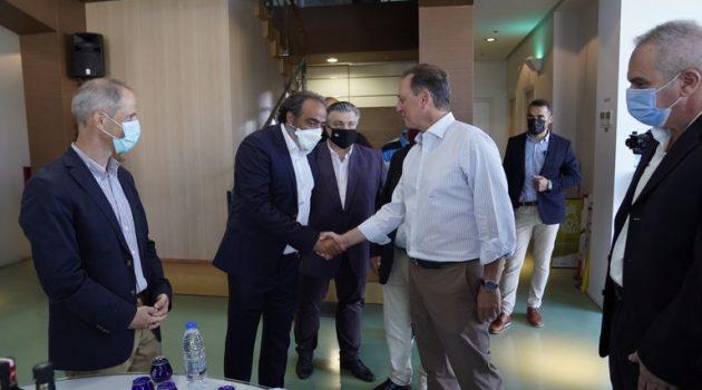 Λιβανός: «Στόχος το άνοιγμα νέων εξαγωγικών δρόμων και η αύξηση της προστιθέμενης αξίας του»