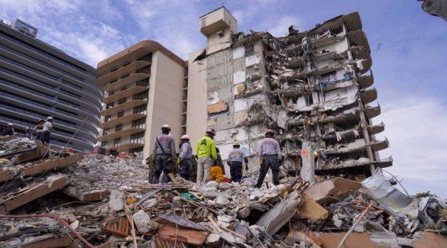 Ακόμα δύο νεκροί ανασύρθηκαν από τα ερείπια στο Μαϊάμι