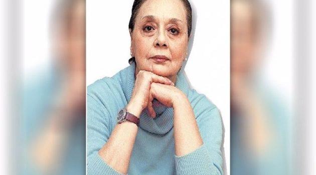 Πέθανε η μεγάλη κυρία του θεάτρου Μάγια Λυμπεροπούλου