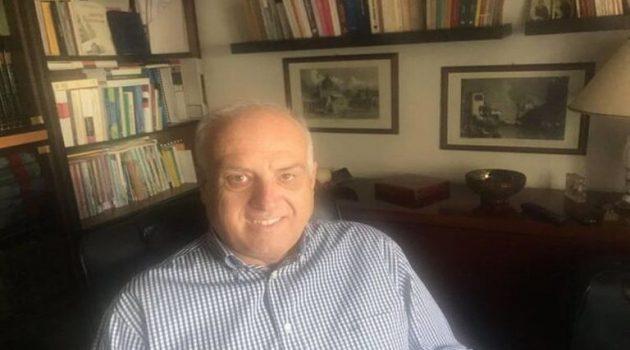 Μεσολόγγι: Ο κορωνοϊός «νίκησε» και τον εκπαιδευτικό Αντώνη Μπαρμπετάκη