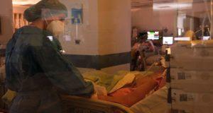 70χρονος πλήρως εμβολιασμένος με βαριά πνευμονία σε Μ.Ε.Θ.