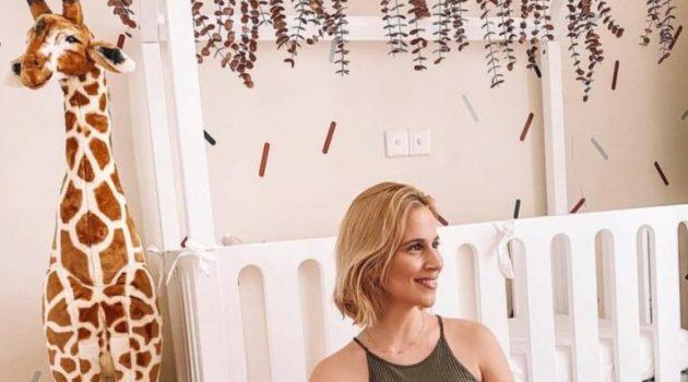 Το παιδικό δωμάτιο που ετοίμασε η Ναυπάκτια Νάντια Μπουλέ για την κόρη της (Photos)