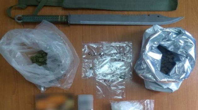 Η ΕΛ.ΑΣ. για τη σύλληψη ανδρών στο Αγρίνιο για διακίνηση και κατοχή ναρκωτικών