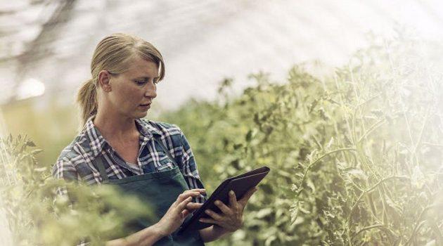 Οι αγρότισσες οδηγούν τον ψηφιακό μετασχηματισμό