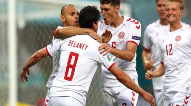 Euro 2020: Κέρδισε την Τσεχία και προκρίθηκε στα Ημιτελικά η Δανία