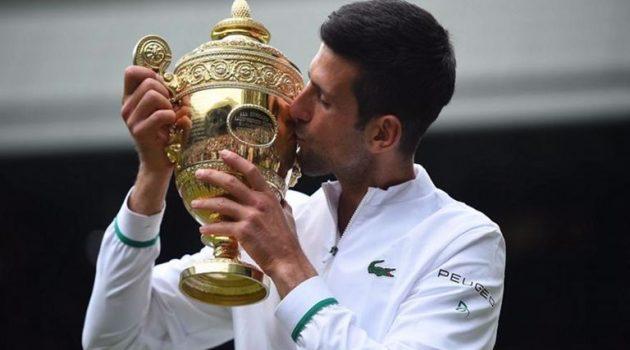 Ο Νόβακ Τζόκοβιτς των ανατροπών, του Wimbledon και των 20 Grand Slam!