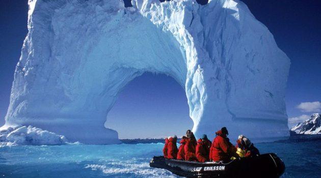 Ρεκόρ ζέστης στην Ανταρκτική το 2020 έφερε η Κλιματική Αλλαγή