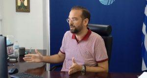 Νεκτάριος Φαρμάκης: «Βιώσαμε άλλη μια δύσκολη μέρα για την Αχαΐα»