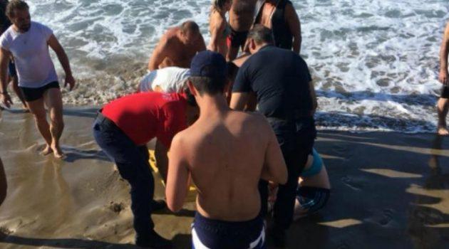 Τραγωδία στο Ανοιξιάτικο Αμφιλοχίας: Νεκρός άνδρας στην παραλία