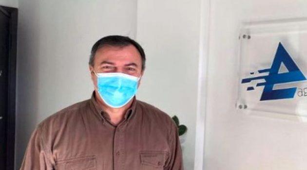 Ο Κ. Ποσονίδης στον Antenna Star: «Είμαστε λίγο στον αέρα, με την τρίτη δόση» (Ηχητικό)