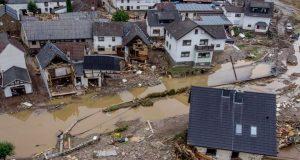 Απίστευτη τραγωδία στη Γερμανία με 81 νεκρούς από τις πλημμύρες…