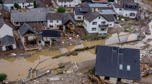 Απίστευτη τραγωδία στη Γερμανία με 81 νεκρούς από τις πλημμύρες και 1.300 αγνοούμενους (Photos)
