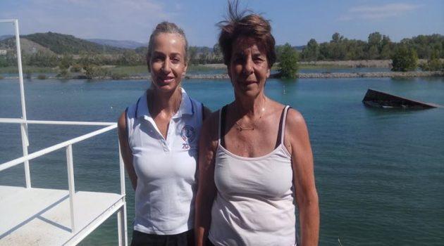 Χ. Μάμαλη στον Antenna Star: «Αθλητικός προορισμός το Αγρίνιο μέσα από το Σκι» (Ηχητικό)