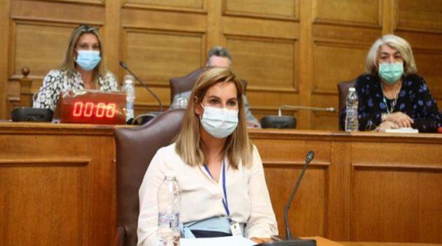 Μπεκατώρου: «Στα 16 μου δέχθηκα σεξουαλική παρενόχληση από πολύ μεγάλο Ολυμπιονίκη»