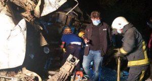 Τουρκία: Τουλάχιστον 12 νεκροί σε τροχαίο με λεωφορείο που μετέφερε…