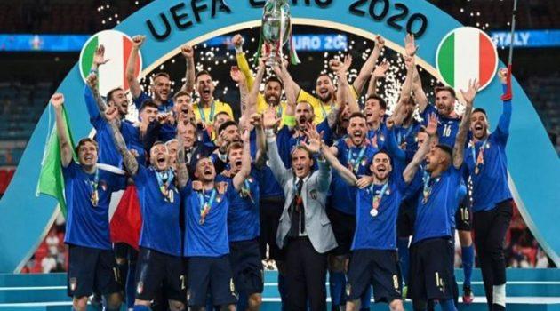 Euro 2020: Η Ιταλία νέα Πρωταθλήτρια Ευρώπης «με υπογραφή» Ντοναρούμα!