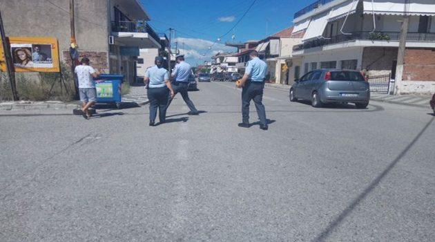Καταγγελία Κορδάτου για έλλειψη πεζοδρομίων και δημοτικού φωτισμού στο Αγρίνιο