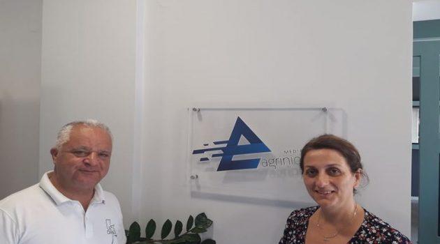 Η Έλενα Παπαγιάννη στον Antenna Star για το ξεχωριστό έργο της «Φλόγας» στο Αγρίνιο (Ηχητικό)