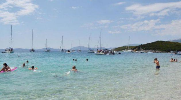 Βαθυαβάλι Παλαίρου: Έτοιμη να σας υποδεχθεί η μαγευτική παραλία της Αιτωλ/νίας (Photos AgrinioTimes.gr)