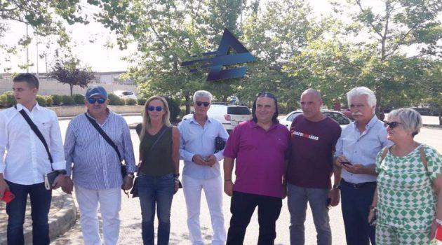 Στο Νοσοκομείο Αγρινίου τώρα ο Γιάνης Βαρουφάκης (Videos – Photos)